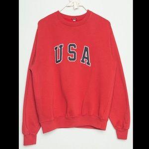 Brandy Melville John Galt Erica USA Sweatshirt
